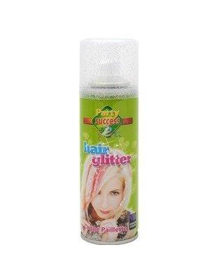Witbaard Witbaard - Haarspray - Glitter - Zilver - 125ml