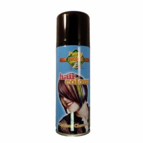 Witbaard Haarspray - Zwart - 125ml