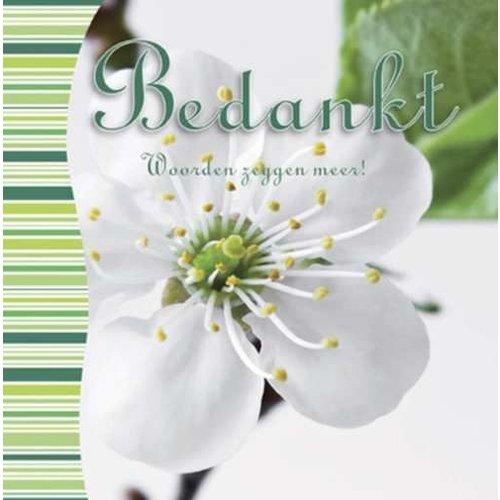 Imagebooks Boek - Bedankt - Woorden zeggen meer! - Met opnamefunctie