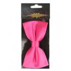 PartyXplosion PartyXplosion - Strik - Satijn - Luxe - Roze - 12x6.5cm