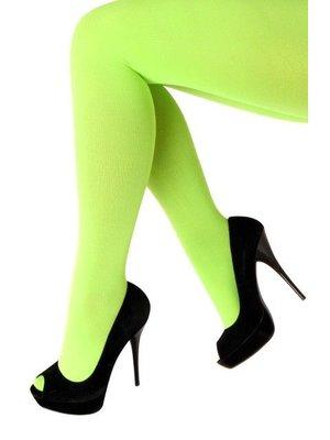 PartyXplosion Panty - Groen - Fluor / neon
