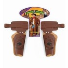 PartyXplosion PartyXplosion - Holster - Kind - Buscadero - Dubbel