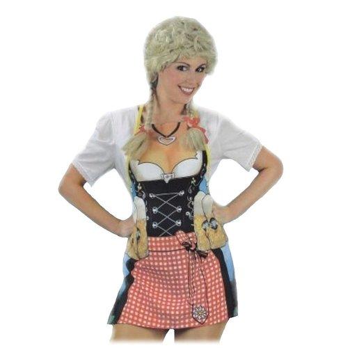 PartyXplosion Schort - Oktoberfest - Tirol - Zenzi