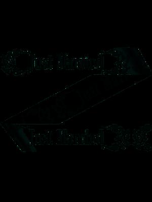 Folat Afzetlint - Just married - 15m