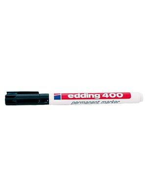 Edding Edding - Permanent marker - 400 - Zwart