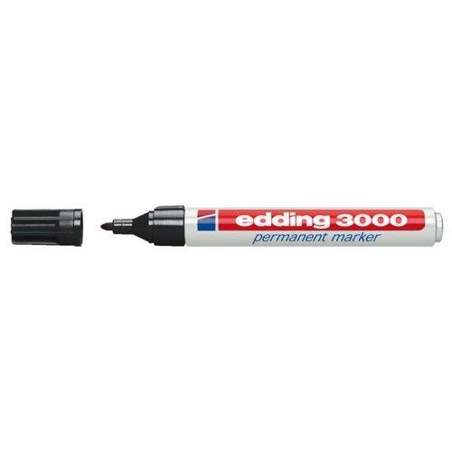 Edding Stift - Permanent marker - 3000 - Zwart