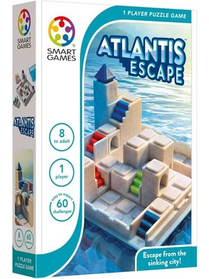 Smartgames Smart Games - Atlantis Escape - 8+