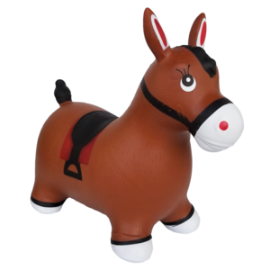 Simply for kids Simply for kids - Skippy - Paard - 58x28x47cm - Vanaf 18 maanden