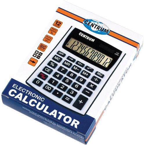 Centrum Centrum - Rekenmachine - Calculator - 12 cijferig