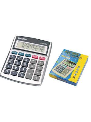 Centrum Centrum - Rekenmachine - Calculator - 8 cijferig