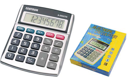 Rekenmachine - Calculator - 8 cijferig - in Rekenmachines & accessoires