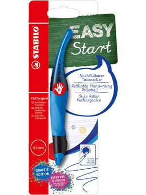 Stabilo Pen - Voor Rechtshandige - Stabilo - Blauw