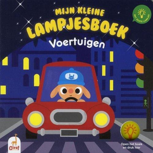 Boek - Mijn kleine lampjesboek - Voertuigen