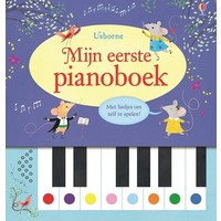 Boek - Geluidenboek - Mijn eerste pianoboek