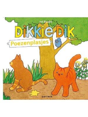 Gottmer Gottmer - Boek - Dikkie Dik - Poezenplasjes