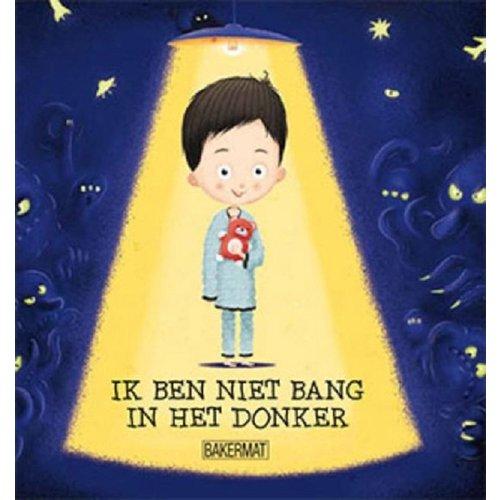 Bakermat - Boek - Ik ben niet bang in het donker - Met trekflapjes
