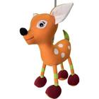 Jumpers Jumpers - Wiebeldier aan veer - Baby hert - Bambi