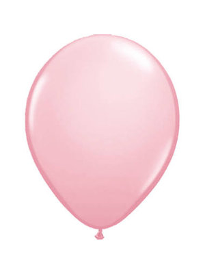 Folat Folatex - Ballonnen - 30cm - Lichtroze - 100 stuks