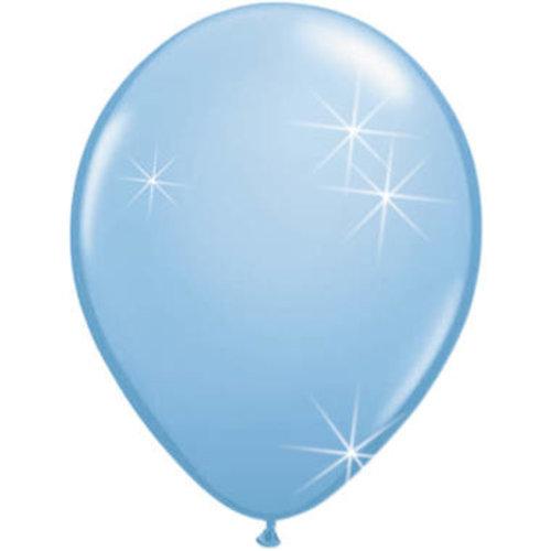 Folat Folatex - Ballonnen - 30cm - Lichtblauw - 100 stuks