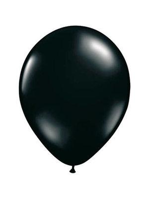 Folat Folatex - Ballonnen - 30cm - Zwart - 100 stuks