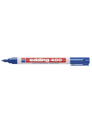 Edding Stift - Permanent marker - 400 - Donkerblauw