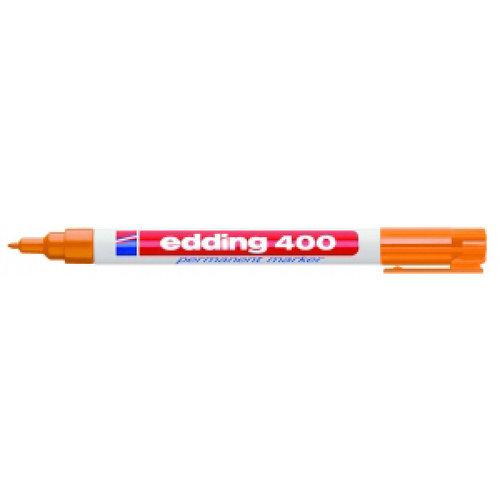 Edding Stift - Permanent marker - 400 - Oranje