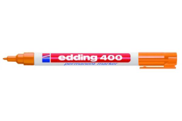 Stift - Permanent marker - 400 - Oranje - in Schrijfwaren