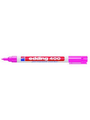 Edding Stift - Permanent marker - 400 - Roze