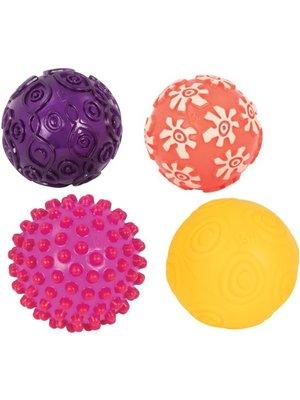 B-line - Odd balls - Set van 4 balletjes met verschillende profielen
