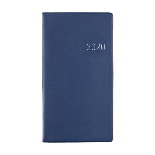 Clipper Clipper - Agenda - 2020 - Euroselect - Zakagenda - Donkerblauw