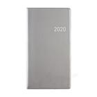 Clipper Clipper - Agenda - 2020 - Euroselect - Zakagenda - Zilvergrijs