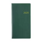 Clipper Clipper - Agenda - 2020 - Euroselect - Zakagenda - Donkergroen