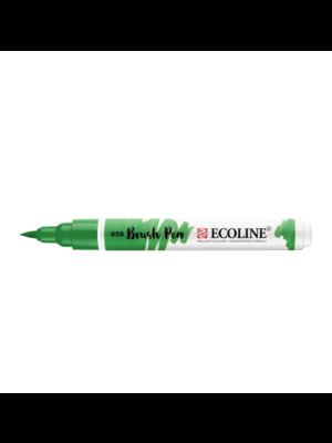 Talens Ecoline - Brushpen - Woud groen - Talens
