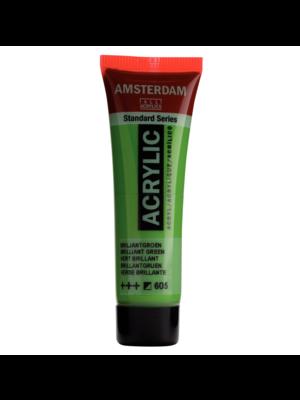 Talens Acrylverf - Briljant groen - Amsterdam - 20ml
