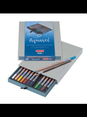 Bruynzeel Bruynzeel - Aquarel Box - 12 Potloden