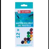 Wateroplosbare oliepastels - Set van 12 - Art Creation