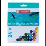 Wateroplosbare oliepastels - Set van 24 - Art Creation