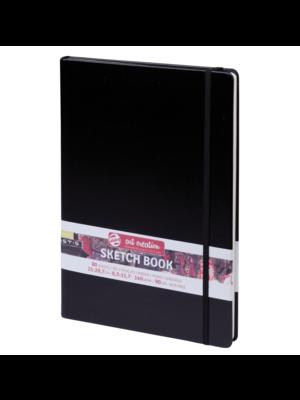 Talens Talens - Art Creation - Schetsboek - Zwart - 21x29,7cm - 140grams