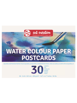 Talens Talens - Art Creation - Aquarel Papier - 10.5x14.8cm - 250g - 30 vellen