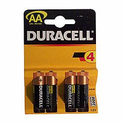 Batterijen - Penlite - AA - LR6 - 4st.