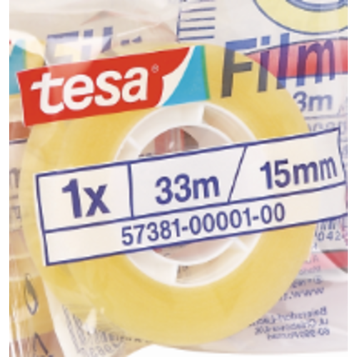 Tesa - Plakband - 33mx15mm