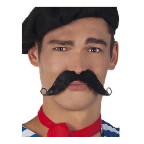 Boland Boland - Snor - Fransman - Zwart
