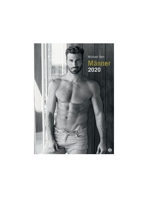 Comello Comello - Kalender - Mannen - 2020 - 49x68cm