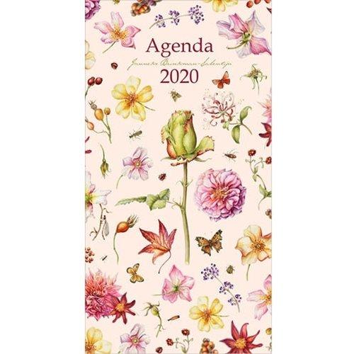 Comello Comello - Lady agenda - Janneke Brinkman - Roos - 2020 - 9x17cm
