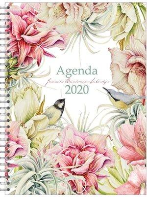 Comello Comello - Bureau-agenda - Janneke Brinkman - Amaryllis - 2020 - 17x23