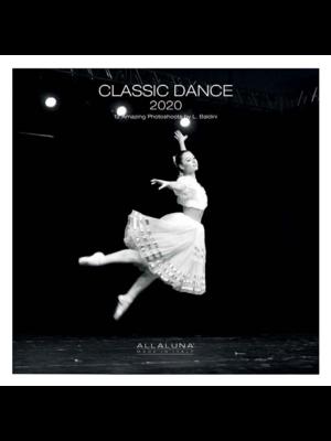 Comello Comello - Maandkalender - Classic Dance - 2020 - 30x30