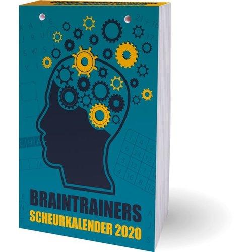 Interstat Interstat - Scheurkalender - Braintrainer - 2020