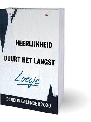 Interstat Scheurkalender - Loesje - 2020