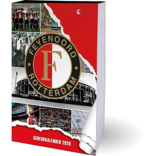 Interstat Interstat - Scheurkalender - Feyenoord - 2020