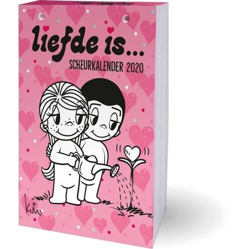 Interstat Interstat - Scheurkalender - Liefde is - 2020